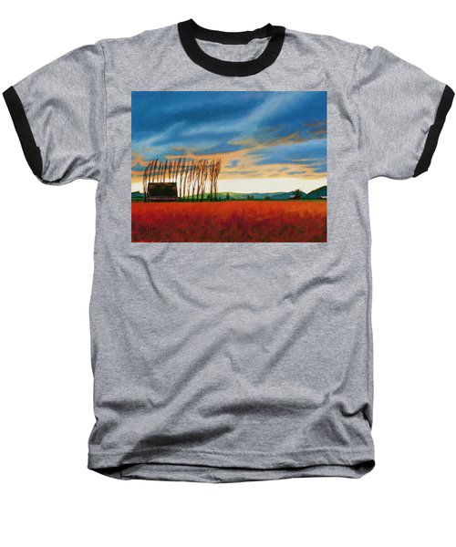 Early Spring, Skagit Valley Baseball T-Shirt