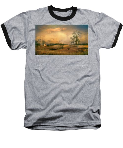 Early Spring Storm Baseball T-Shirt