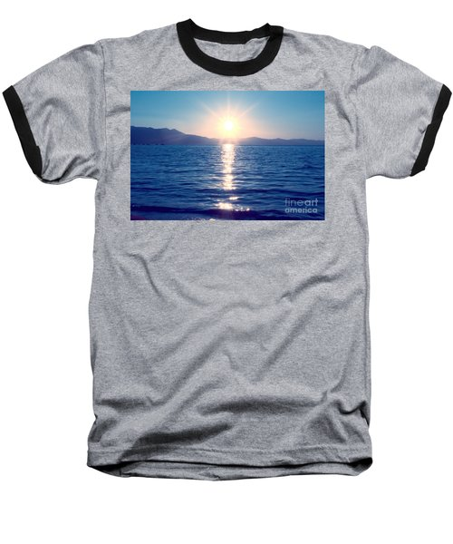 Early Sunset Baseball T-Shirt