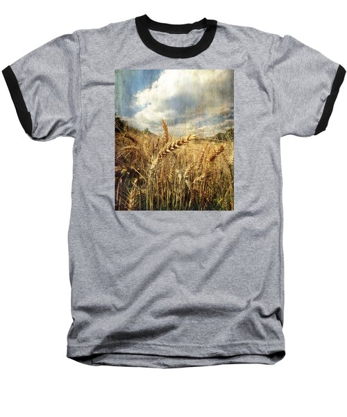 Ears Of Corn Baseball T-Shirt
