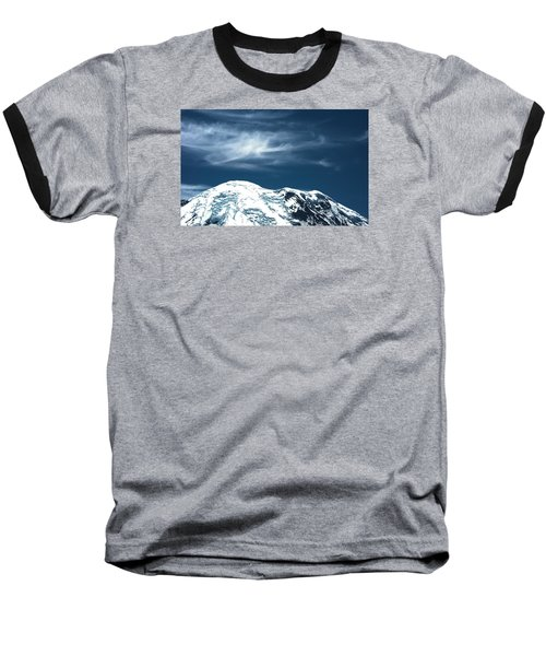 Earth And Heaven Baseball T-Shirt
