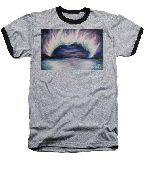 Earth Crown Baseball T-Shirt