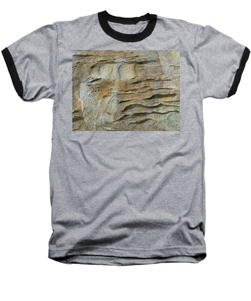 Baseball T-Shirt featuring the photograph Earth Memories-sleeping River # 2 by Ed Hall