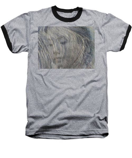 Baseball T-Shirt featuring the photograph Earth Memories - Sleeping River # 3 by Ed Hall