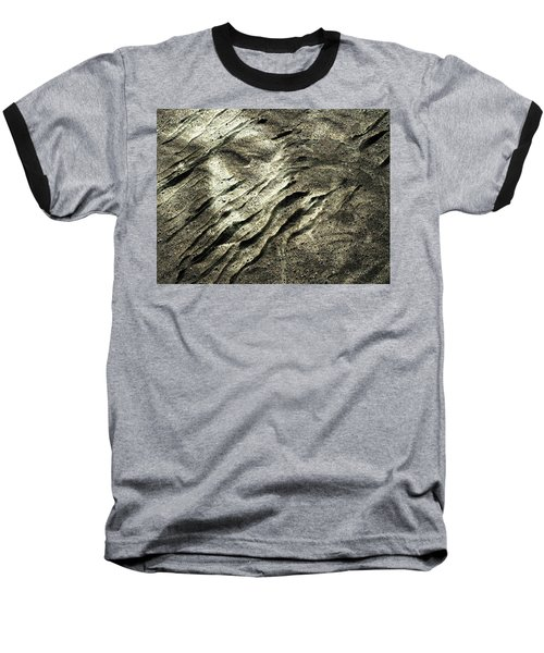 Baseball T-Shirt featuring the photograph Earth Memories - Sleeping River # 4 by Ed Hall