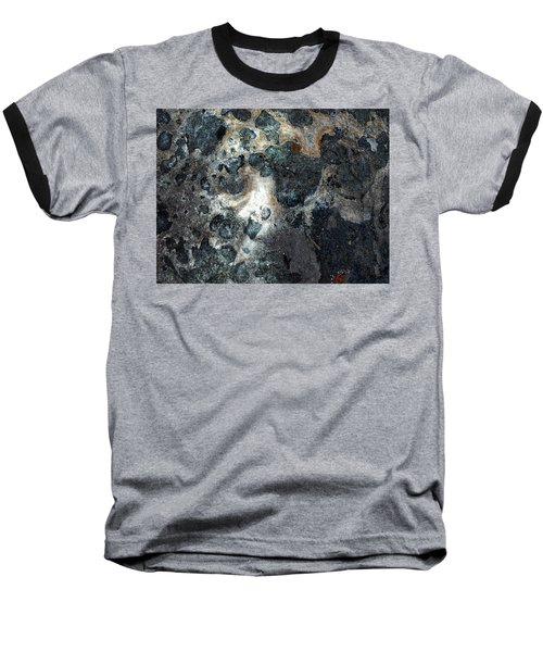 Baseball T-Shirt featuring the photograph Earth Memories - Stone # 8 by Ed Hall