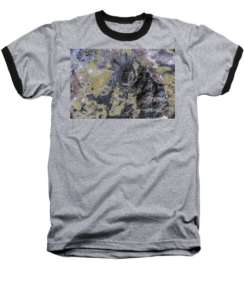 Earth Portrait 001-168 Baseball T-Shirt