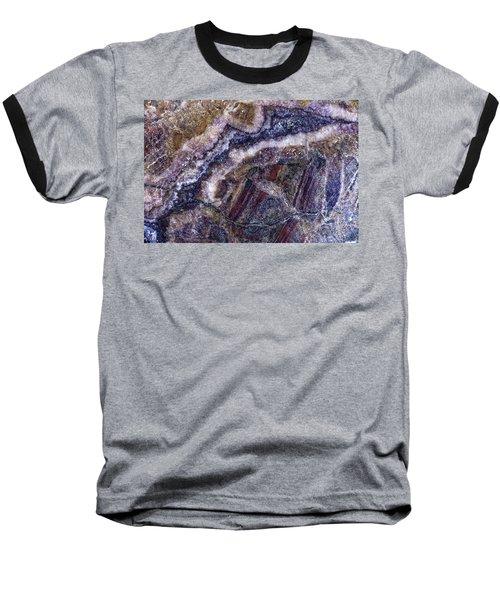 Earth Portrait 001-176 Baseball T-Shirt