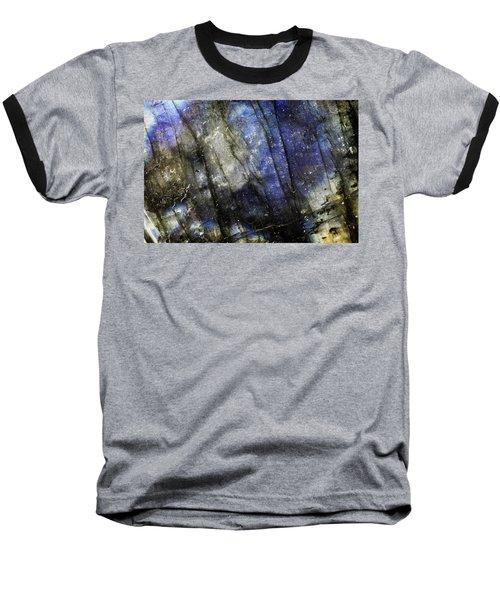 Earth Portrait 001-69 Baseball T-Shirt