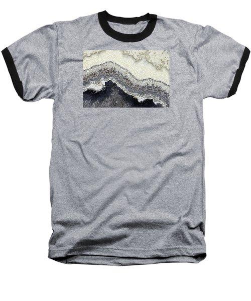 Earth Portrait 002 Baseball T-Shirt