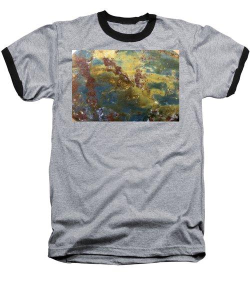 Earth Portrait 008 Baseball T-Shirt
