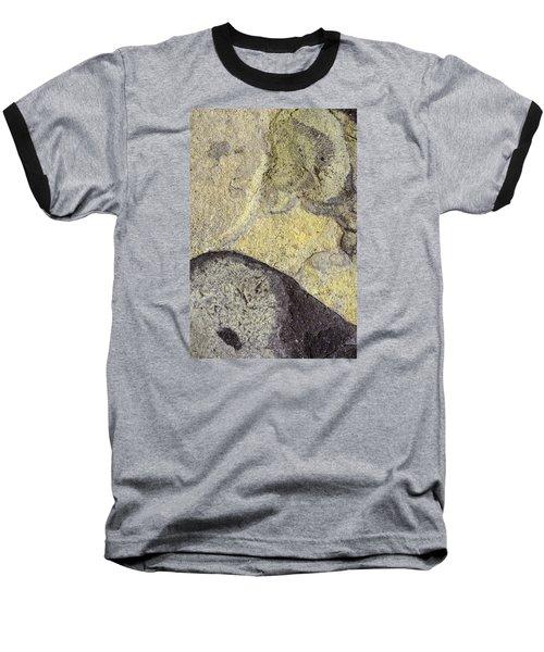 Earth Portrait 010 Baseball T-Shirt