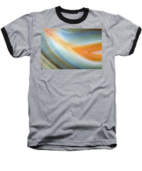 Earth Portrait 092 Baseball T-Shirt