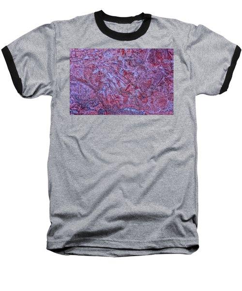 Earth Portrait 257 Baseball T-Shirt