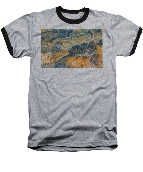 Earth Portrait 283 Baseball T-Shirt