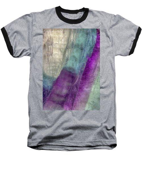 Earth Portrait 296 Baseball T-Shirt