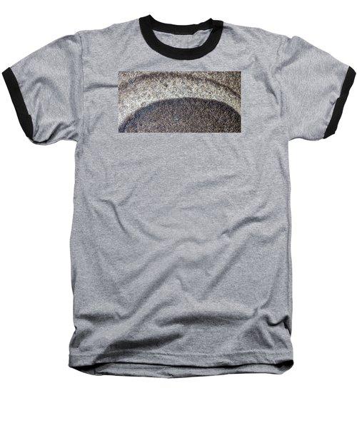 Earth Portrait L10 Baseball T-Shirt