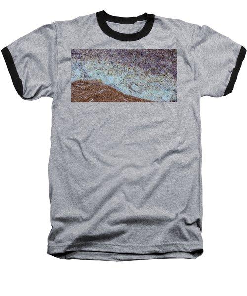 Earth Portrait L3 Baseball T-Shirt