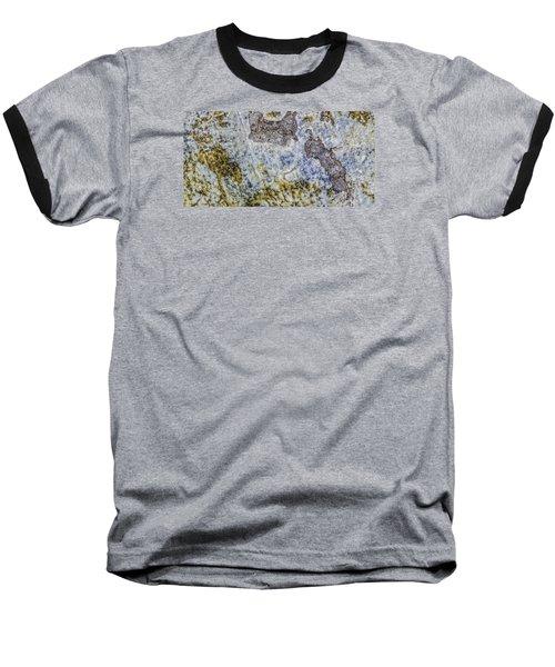 Earth Portrait L4 Baseball T-Shirt