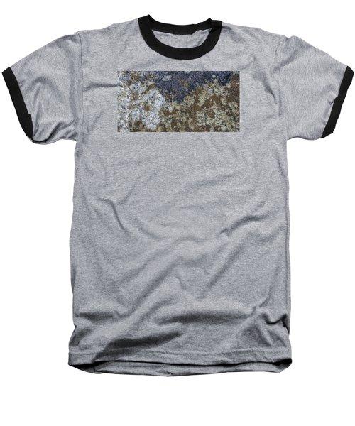 Earth Portrait L8 Baseball T-Shirt