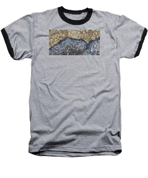 Earth Portrait L9 Baseball T-Shirt