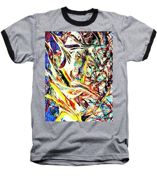 Earth Quaked Baseball T-Shirt