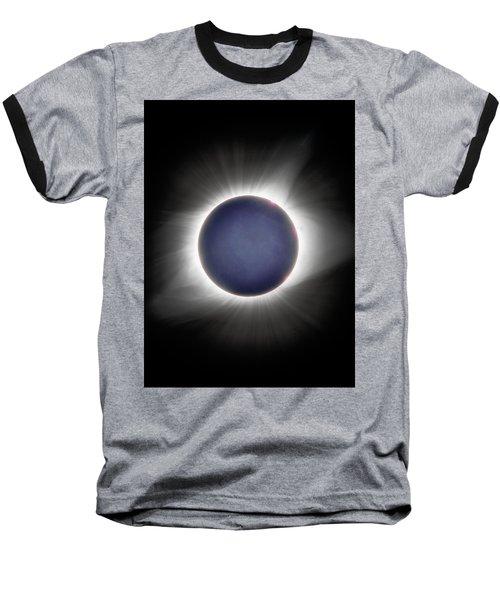 Earth-shine Baseball T-Shirt