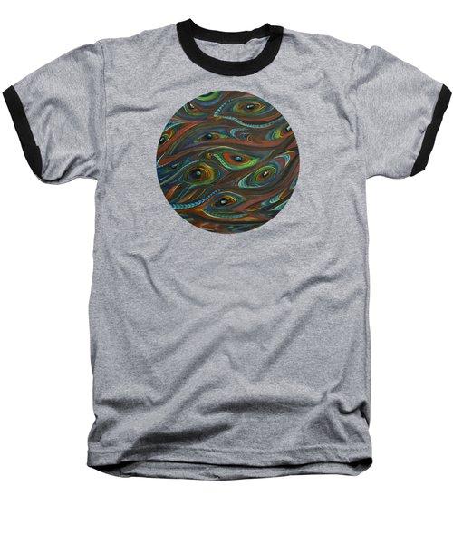 Earth Song Baseball T-Shirt