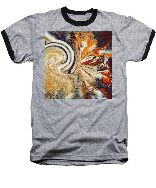 Earth Tones Baseball T-Shirt