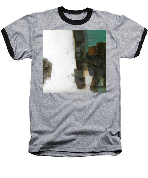 Earth Pattern Baseball T-Shirt