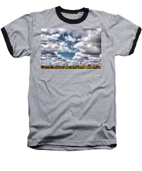 Earthbound - Live Oak Texas Baseball T-Shirt