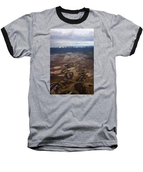 Earth's Kidneys Baseball T-Shirt