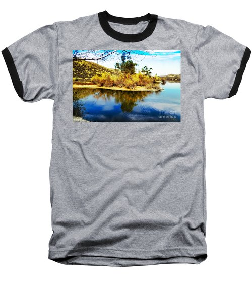 East Bay, Canyon Lake, Ca Baseball T-Shirt