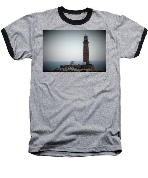 East Coast Lighthouse Baseball T-Shirt