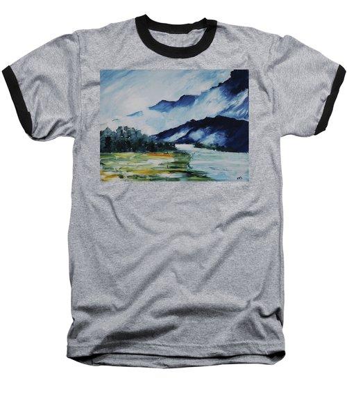 East Meets West Baseball T-Shirt
