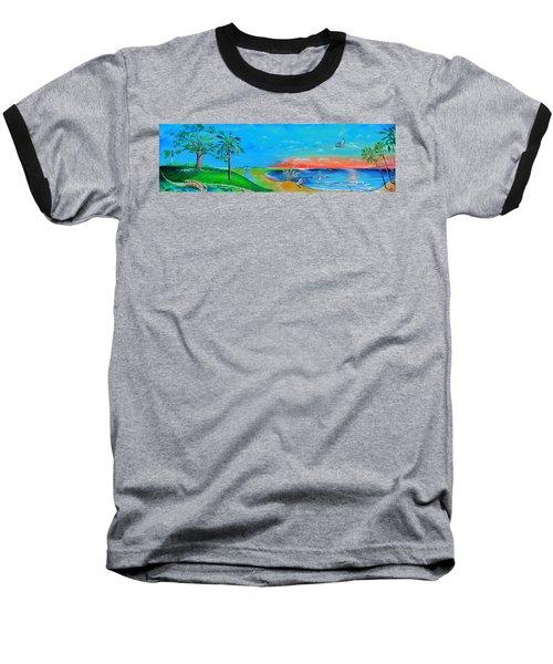 East Of The Cooper Baseball T-Shirt