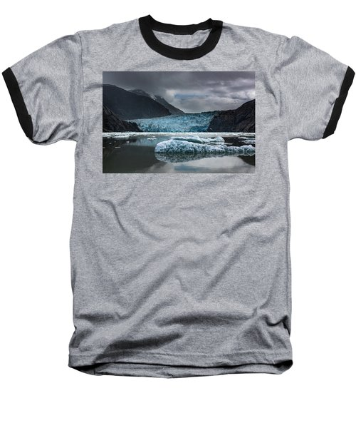 East Sawyer Glacier Baseball T-Shirt