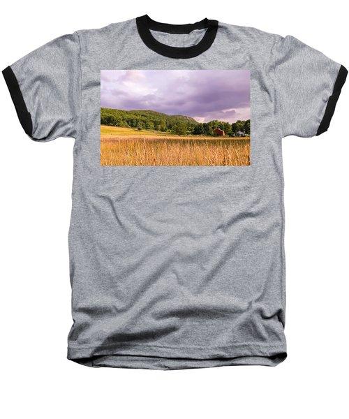 East Street View Baseball T-Shirt