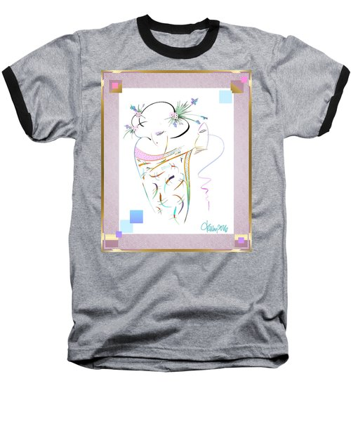 East Wind - Masquerade Baseball T-Shirt