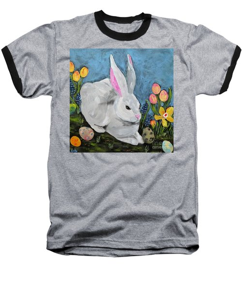 Easter Bunny  Baseball T-Shirt