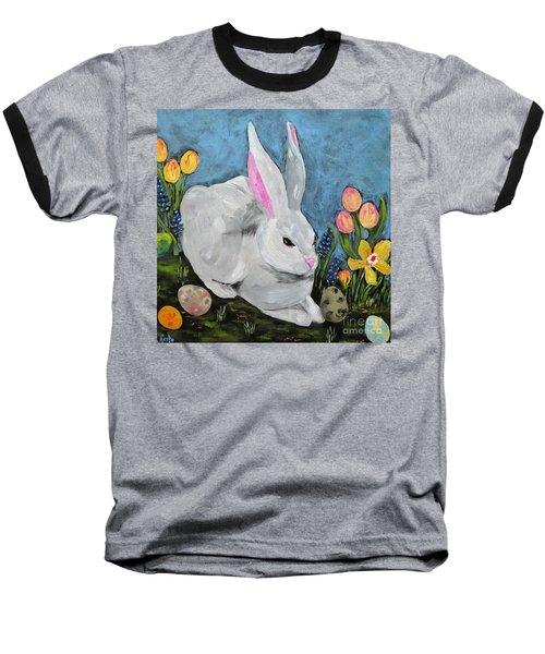 Easter Bunny  Baseball T-Shirt