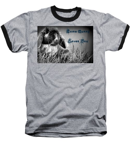 Easter Card Baseball T-Shirt