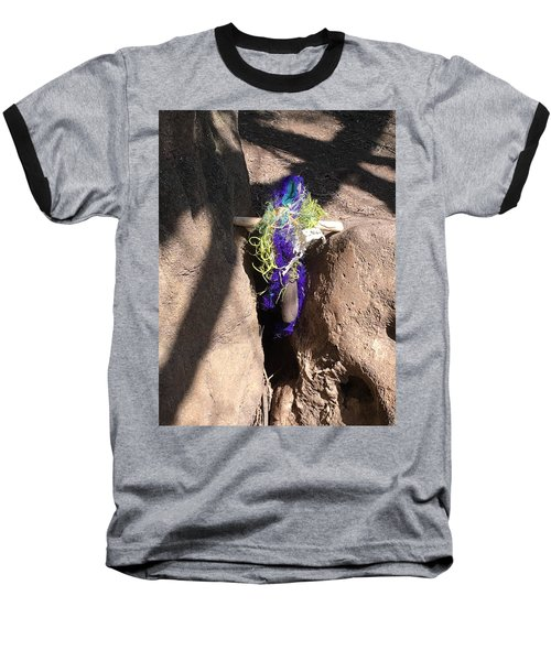 Easter Cross Baseball T-Shirt