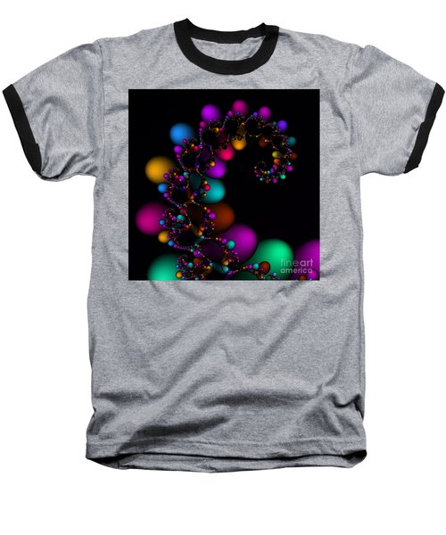 Easter Dna Galaxy 111 Baseball T-Shirt