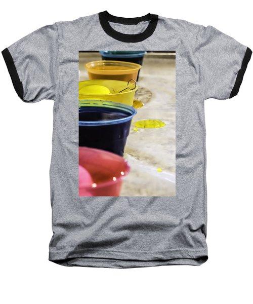 Easter Eggs Baseball T-Shirt