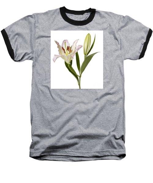Easter Lilly Baseball T-Shirt