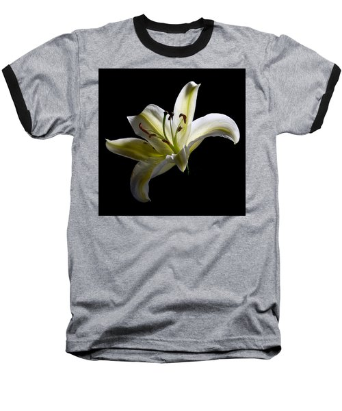 Easter Lily 2 Baseball T-Shirt