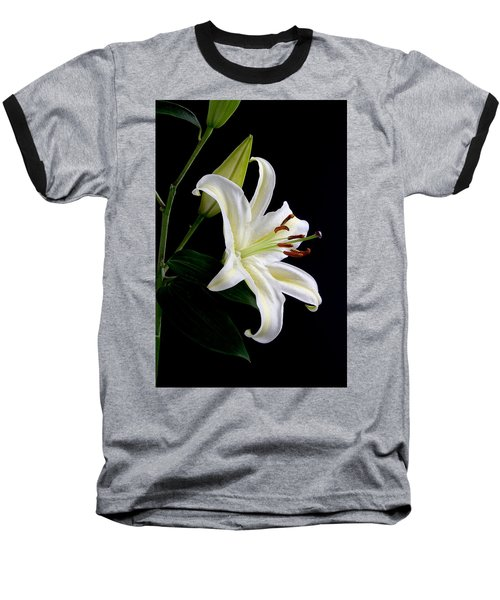 Easter Lily 5 Baseball T-Shirt