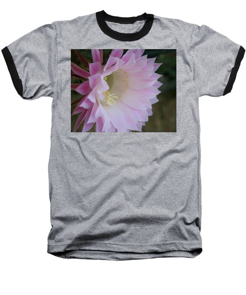 Easter Lily Cactus East Baseball T-Shirt