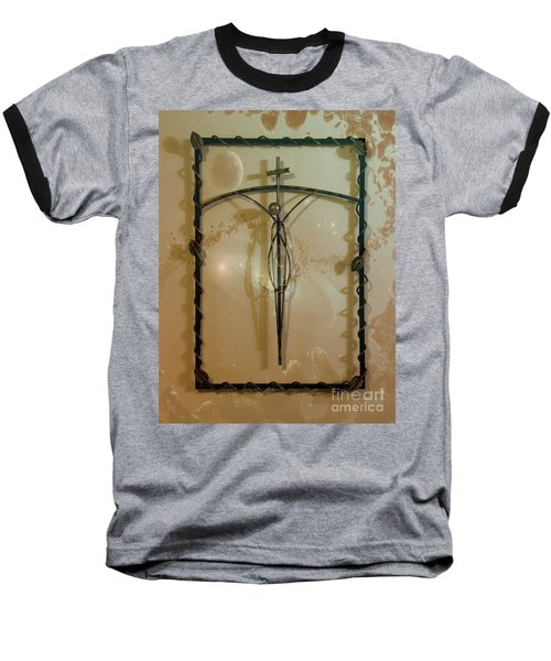 Baseball T-Shirt featuring the photograph Easter Remembrance II by Al Bourassa